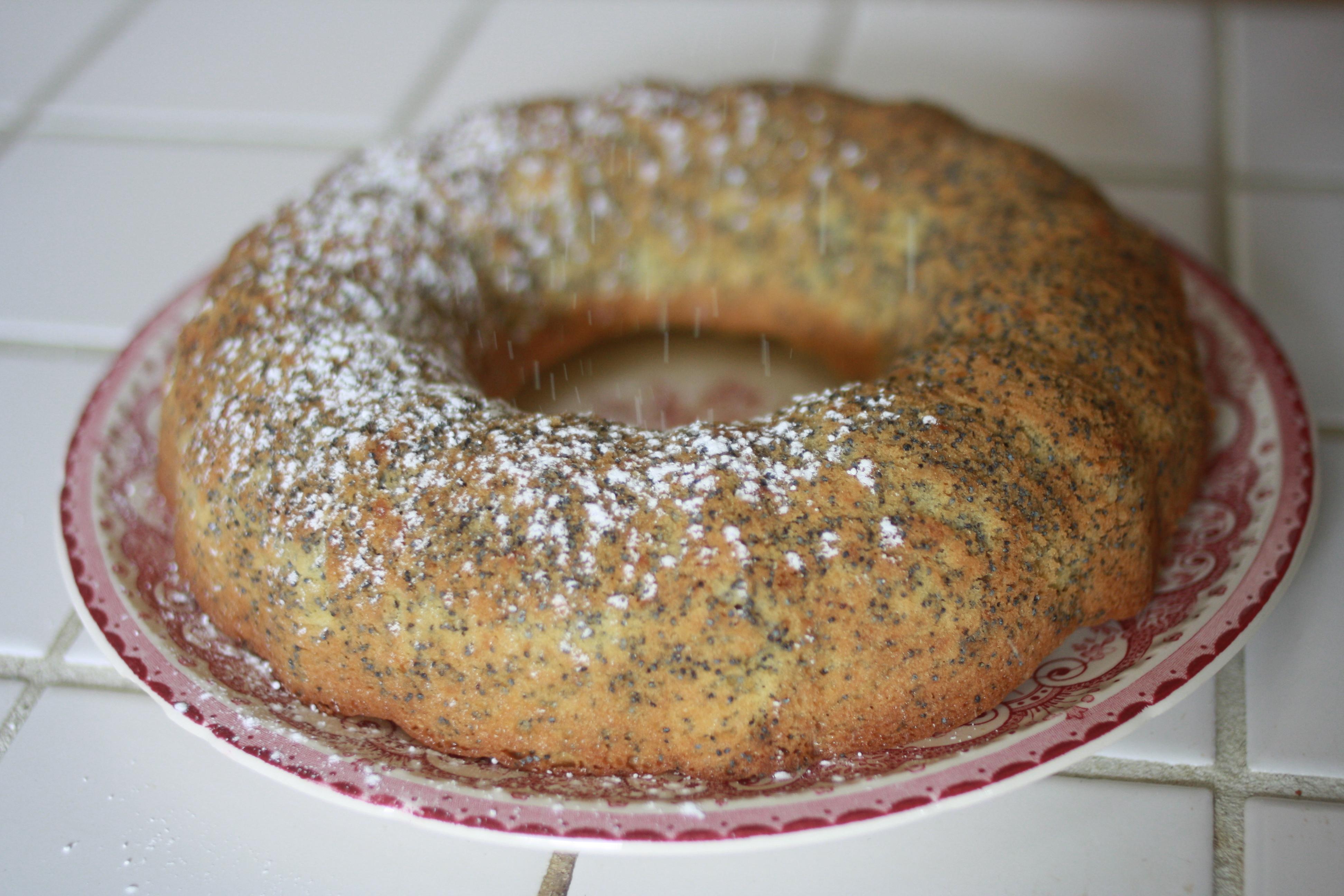 Lemon Cake Penchant For Produce