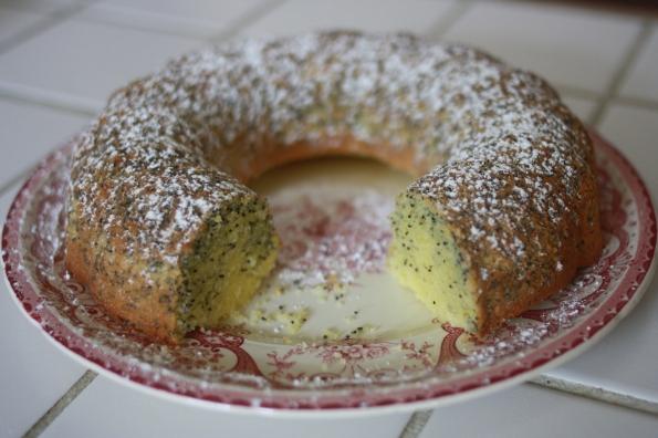 Lemon Poppy Cake Penchant For Produce